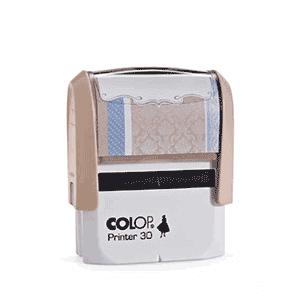 Colop Vintage Creamy Brown P30
