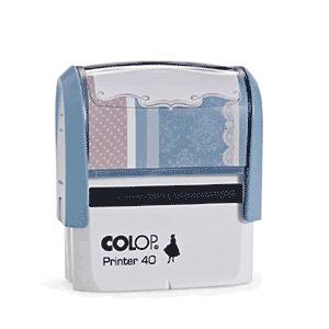 Colop Vintage Dusk Blue P40