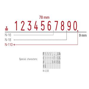Shiny N110-1