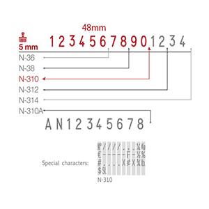 Shiny N310-1