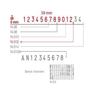 Shiny N312-1