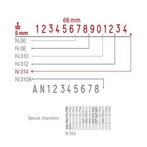 Shiny N314-1