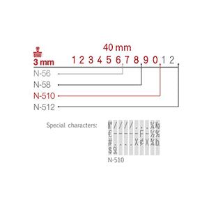 Shiny N510-1