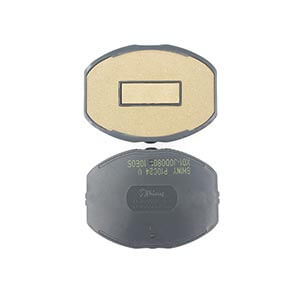 Shiny Replacement Ink Pad O3555D-7